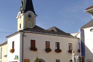 Kulturhaus mit Glasmuseum Ulrichsberg