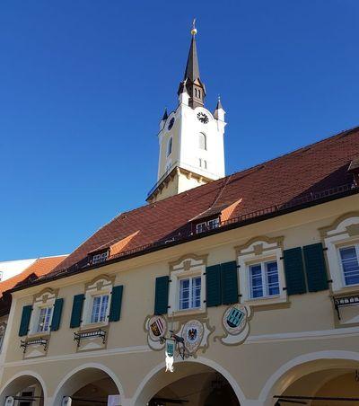 Stadtführung Rohrbach-Berg Rohrbach-Berg