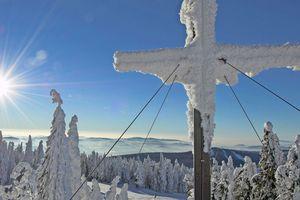 Skigebiet Hochficht im Böhmerwald, © OÖ Tourismus/Erber