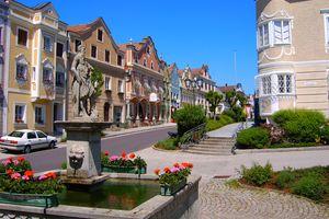 Neufeldner Historisches Ortsbild Neufelden
