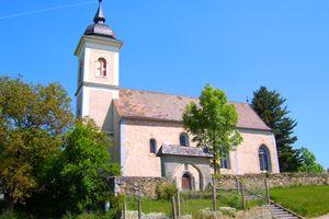 Kirche St. Anna in Steinbruch Neufelden