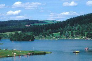 Ranna-Badesee Wegscheid