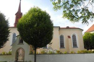 Maria Anger Kirche Aigen-Schlägl