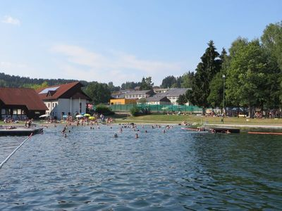 Naturbadeanlage St. Veit St. Veit