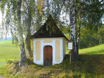 Kapellen- & Meditationsweg St. Veit