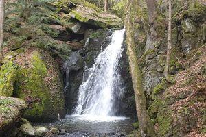 Bockbachwasserfall Hofkirchen i. M.