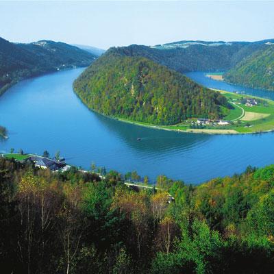 Weltwunder Donauschlinge Hofkirchen / Niederkappel